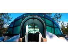 14 Interesting Igloos - From High-Tech Eco Igloos to Portable Igloos