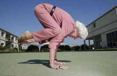 Bette Calman is an Inspirational 83-Year-Old Yoga Instructor