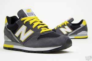 The New Balance 996 Puts a Spring in Your Step