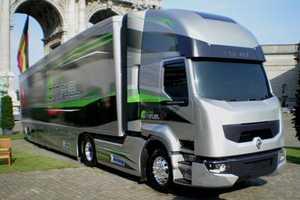 Renault Premium Optifuel Features Fuel-Saving Aerodynamics