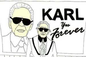 'Karl's Journey' is an Illustrated Ode to Karl Lager