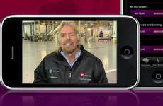 Fearless Flight Apps - The Virgin Atlantic iPhone App Helps People Too Scared to Fly