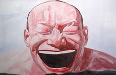 'Smile-Isms' by Yue Minjun Will Have You Grinning from Ear to Ear
