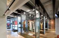 32 Riveting Retail Spaces - Businesses With Unique Storefronts and Innovative Interiors