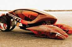 Lobster Automobiles - The Nissan V2G Offers a Sea-Creature Look and a Sustainable Ride