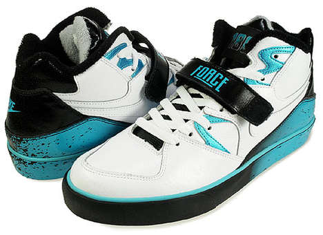 Aquamarine Court Kicks