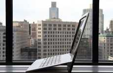 Aluminum Foil Laptops - The Dell Adamo XPS is Insanely Thin