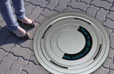 Directional Manhole Covers
