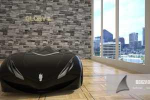 Behzad Hormoz Designs a Batmobile-Like Ride