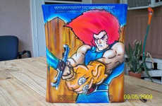 Classic Cartoon Consoles - The Thundercats Xbox 360 is Worthy of Lion-O