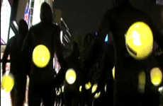 Human Fireflies