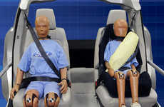 Inflatable Seat Belts
