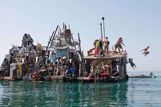 Pirate Nomads