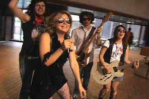 UQAM Students Make an Epic 'I Gotta Feeling' Lipdub