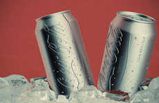 Colorless Soda Cans