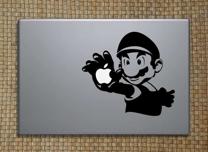 Geeky Laptop Decals
