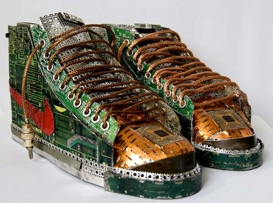 Circuit Board Sneakers