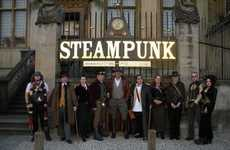 Steampunk Exhibitions