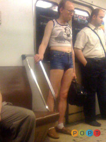 Awkward Subway Photoblogs