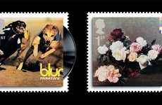 Musical English Postage
