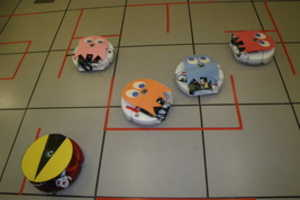 Roomba Pac-Man Makes Cleaning Enjoyable