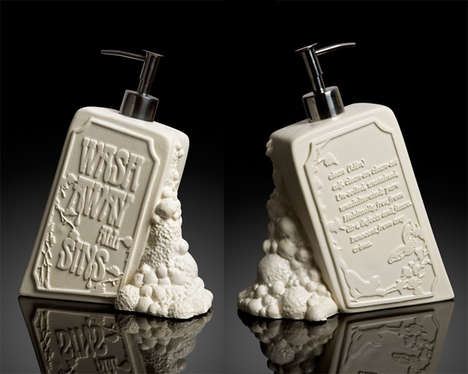 Religious Soap Dispensers