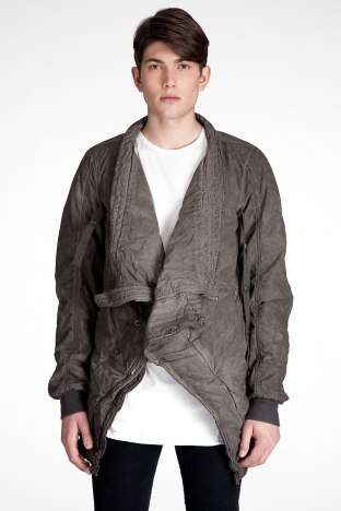 Asymmetrical Menswear