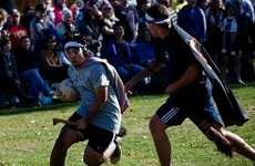 The Intercollegiate Quidditch Association is Inspired by Harry Potter