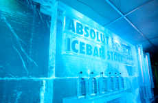 The Absolut Icebar in Stockholm is a Cool Way to Party