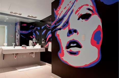 Rockin' Hotel Rooms - The Vegas Hard Rock Hotel Paradise Tower is a Rock 'n' Roll Haven