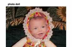 Human Faces on Dolls