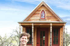 More Teeny Tiny Houses - Tumbleweed Homes Make Mini Homes Next Big Thing
