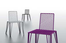 Stackable Geometric Seating