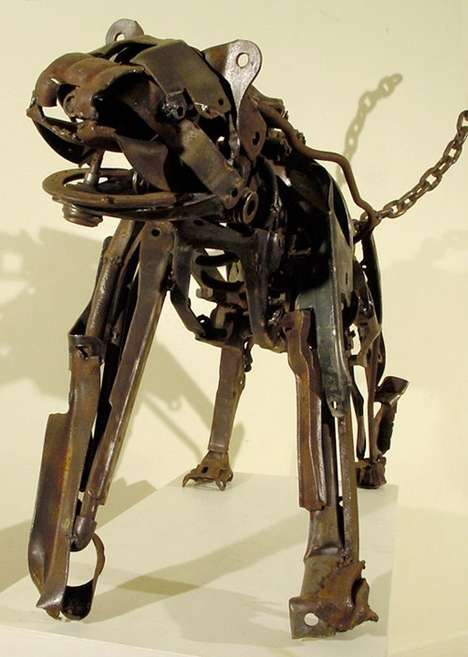 Scrap Metal Mammals