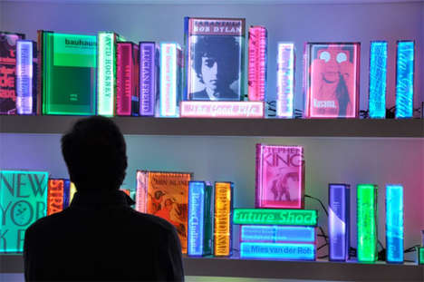 Color-Shifting Books