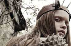 'Wild at Heart' in Dazed & Confused is Untamed Fashiontog
