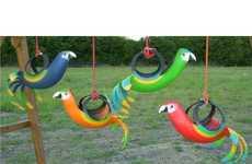 35 Swings and Hammocks