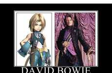 From David Bowie Avatars to Ziggy Stardust Style Boots