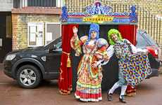 Theatre Performances out of an Automobile