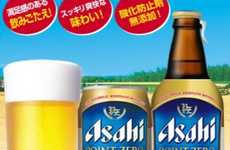 Asahi Point Zero Beer is a Beverage Without Alcohol