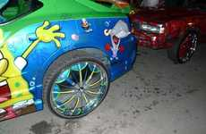 Childish Car Rims