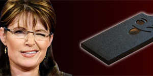Active Media Products Use Sarah Palin for 'Wink' USB Ad