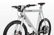 Space Age Electrobikes - Introducing the Handemade Grace Electric Bike