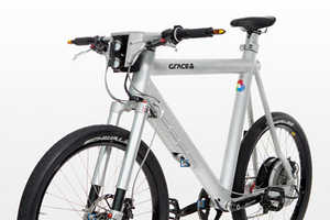 Introducing the Handemade Grace Electric Bike
