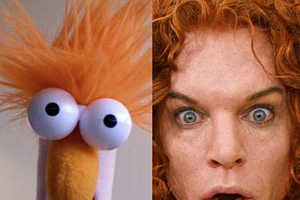 A Look at Puppets and Their Celebrity Look Alikes