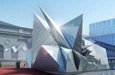 Prismatic Mobile Pyramids