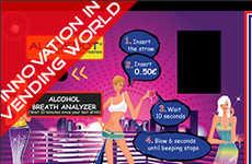 Public Alcohol Testers