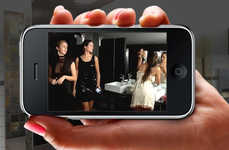 Restroom Noise Disguises - The Cover Up iPhone App Will Help You Save Face in the Bathroom