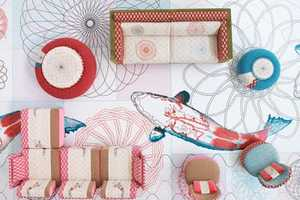 The Sushi Collection by Edward Van Vliet Features Delectable Designs