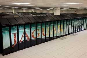 World's Fastest Jaguar Supercomputer Focuses on Global Warming